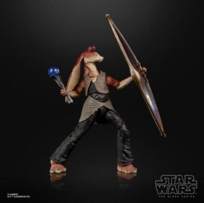Star Wars Black Series Deluxe Jar Jar Binks Action Figure