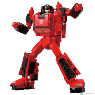 Transformers Masterpiece Edition MP-39+ Spin-Out