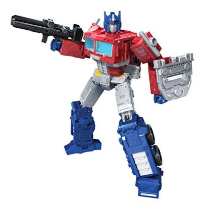 Transformers Generations War for Cybertron: Kingdom Leader WFC-K11